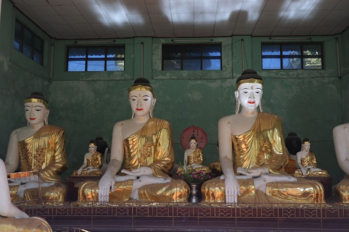 Buddhist Statues, How to Use Camera Manual Mode