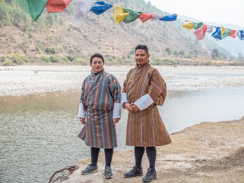 bhutan guide driver drukasia