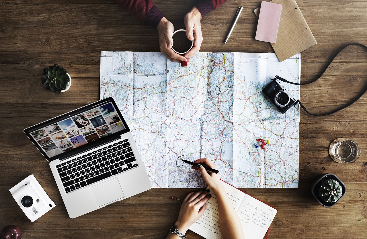 How Travelling Can Benefit Your Career Prospects