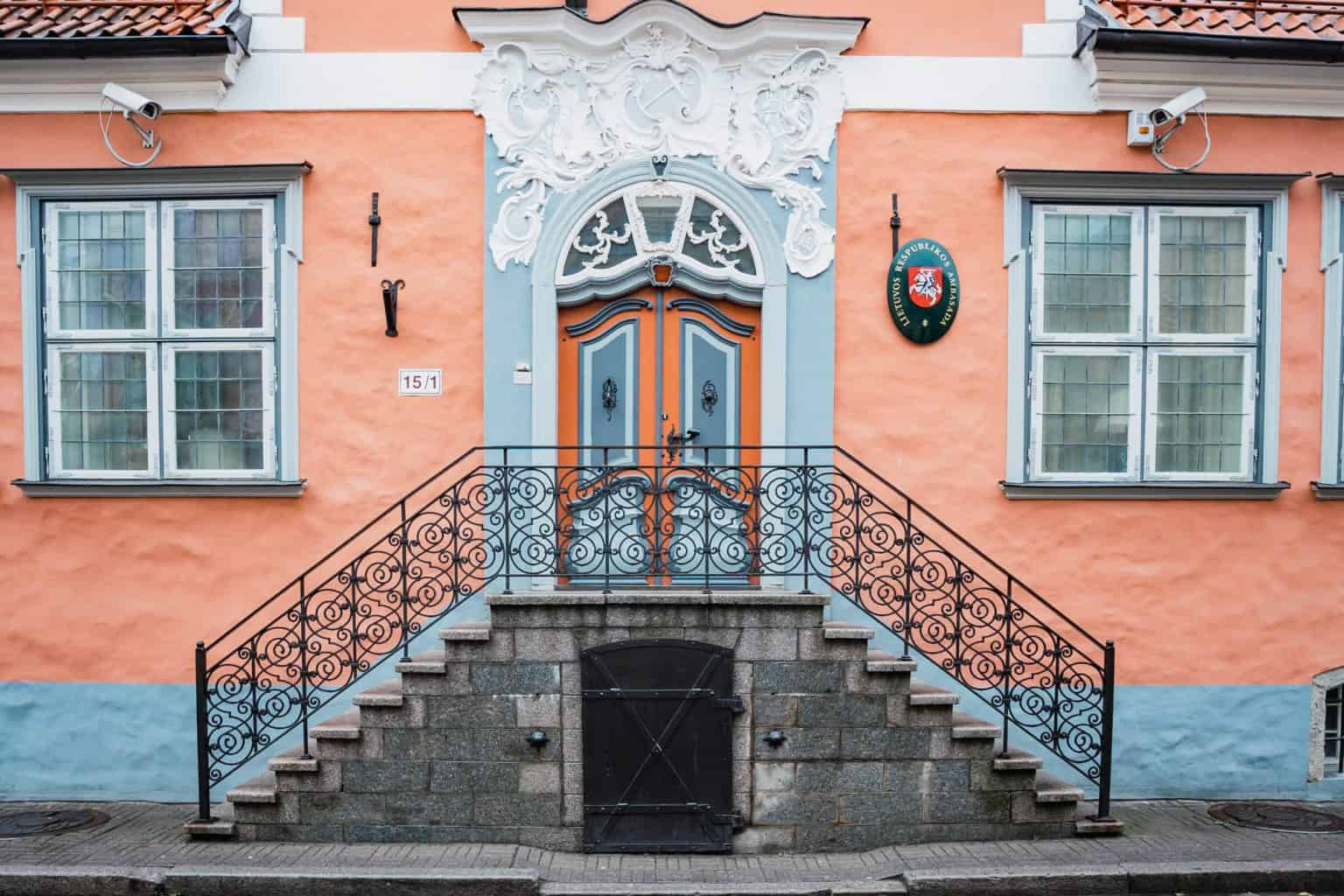 All The Colourful Things To Do in Tallinn, Estonia!