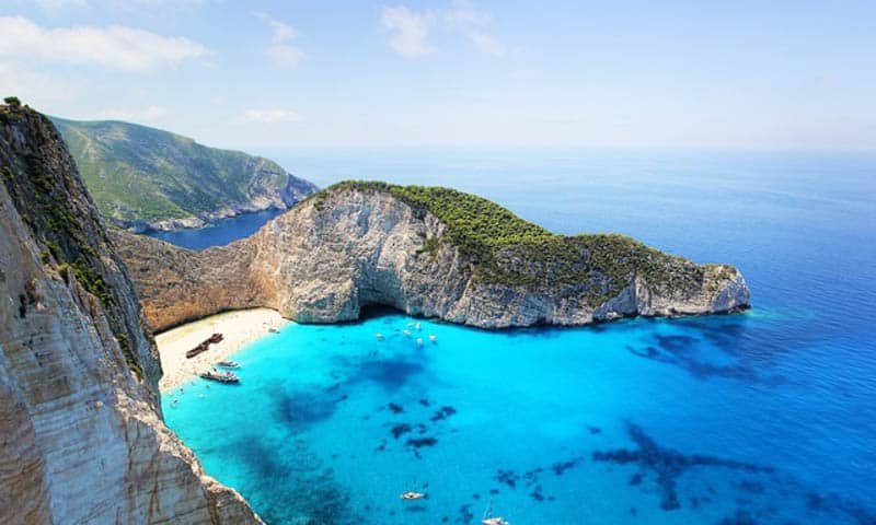 Here's Why You'll Want to Hit the Best Beaches in Zakynthos, Greece