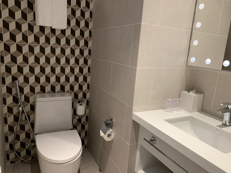 Bathroom, Holiday Inn Express Singapore Serangoon