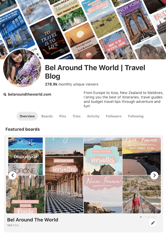 pinterest belardtheworld Bel Around The World