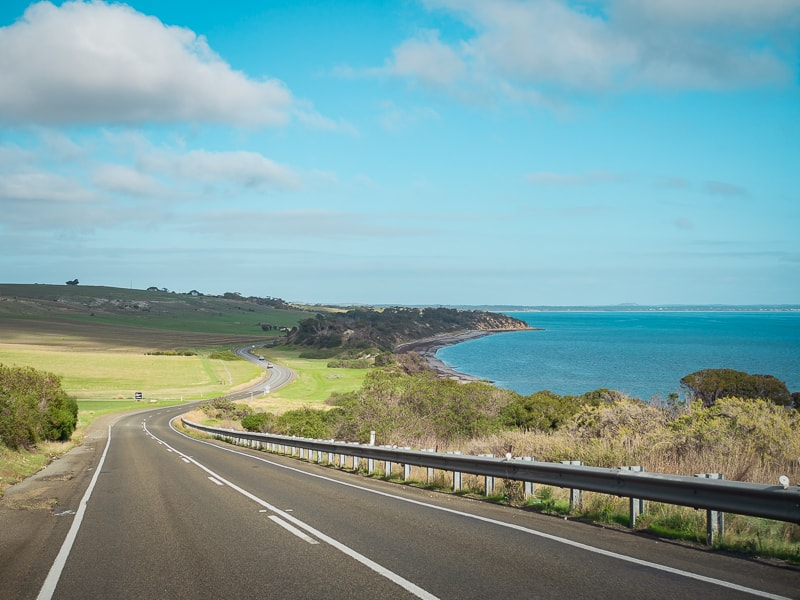 road trip-Things-to-do-in-Kangaroo-Island-Australia