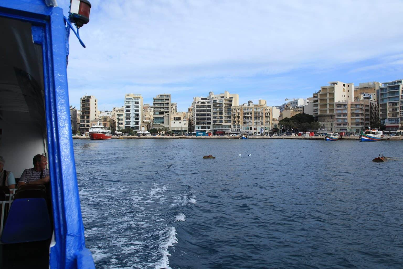 Sliema, where to stay in malta, best places to stay in malta
