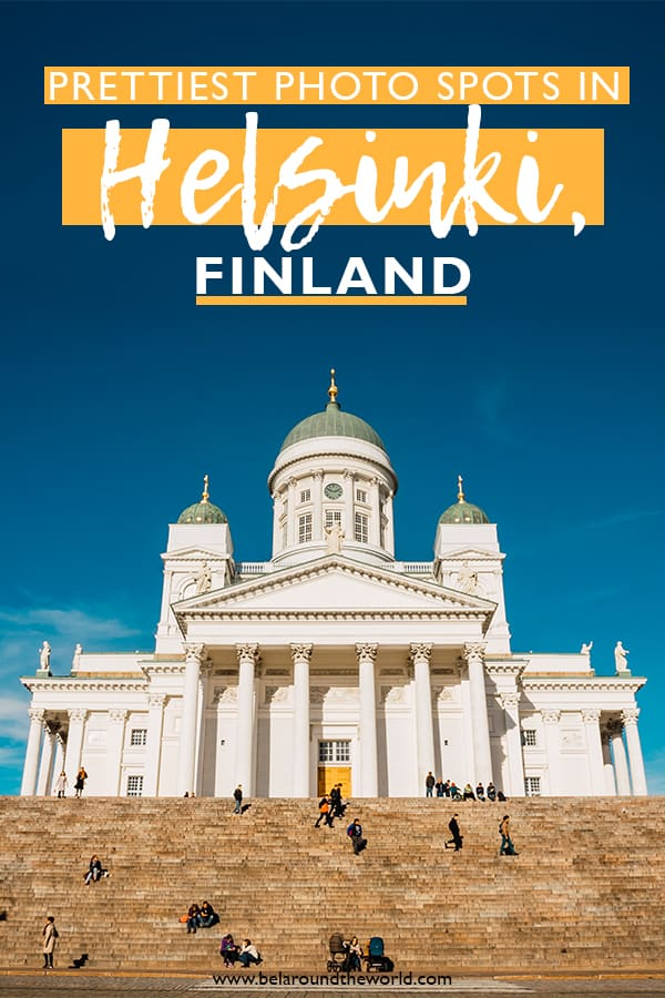 Things to do in #Helsinki, #Finland, Best #photography spots including #architecture and #street style, and your favourite #Instagram spots - all in one post!