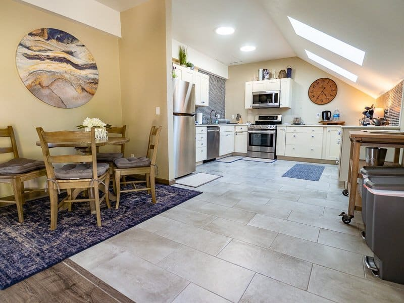 Airbnb-Moonstone-Cellars, where to stay in Cambria-California