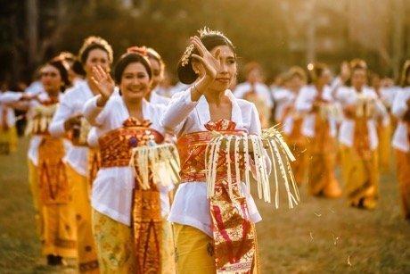 Bali, Indonesia - wedding destination