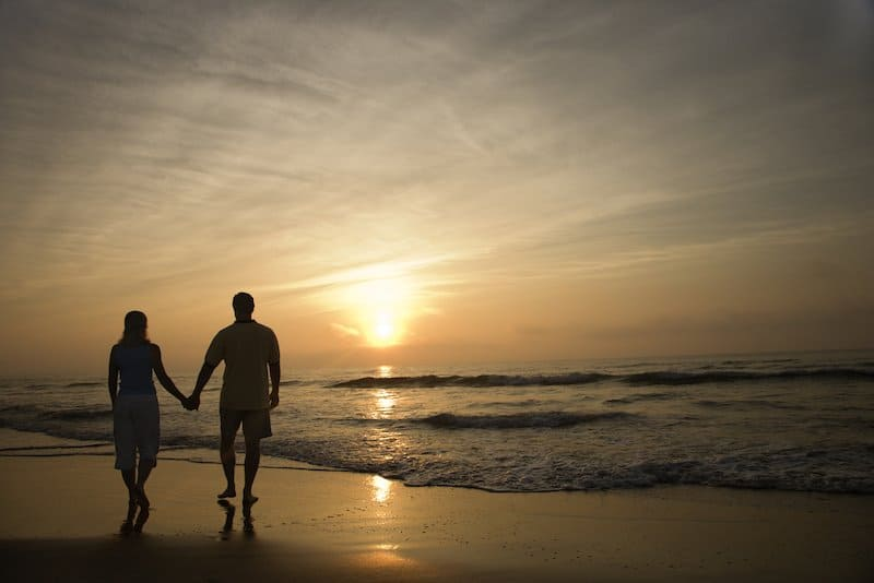 Fall in love in Fort Lauderdale, Florida, USA