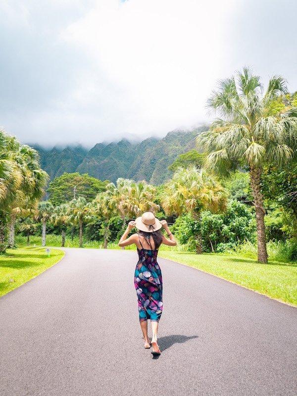 Ho'omaluhia-Botanical-Garden-Oahu-Hawaii