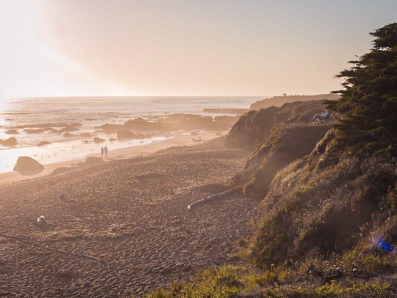 moonstone beach, What-to-do-in-Cambria-California-USA