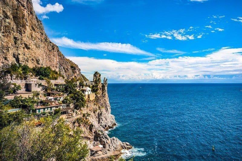amalfi-sailing in europe