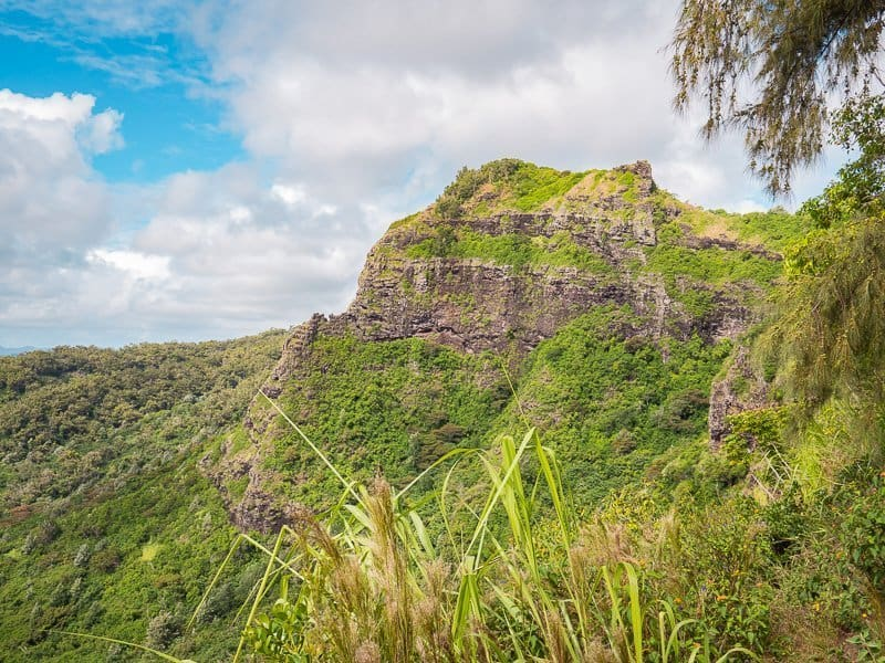 sleeping giant trail, best hikes in kauai, hawaii