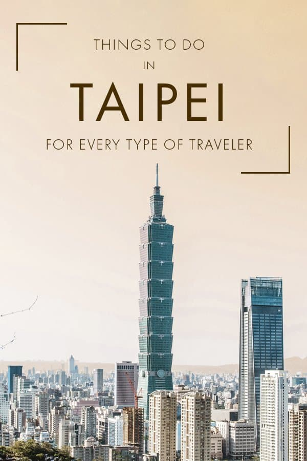 #Taipei Travel Guide - Learn all about the things to do that make up this city! #Taiwan