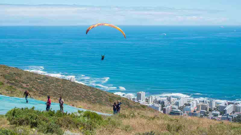 Paragliding on Cape Town, South Africa – Is It Worth the Hype?