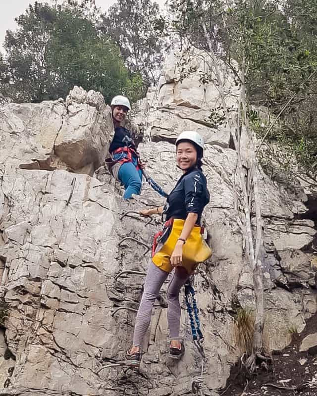 Abseiling Africanyon, Plettenberg Bay, South Africa-4
