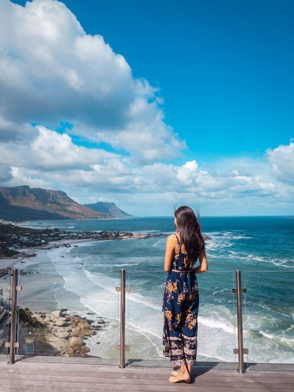 cape view clifton viewpoint