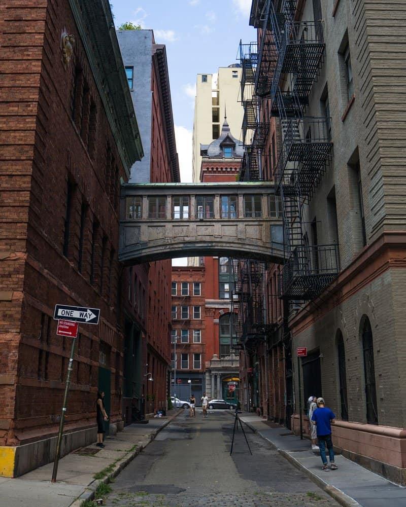 Staple-Street-Skybridge, instagram nyc new york city