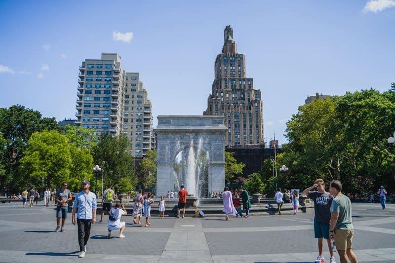 Washington-Square-Park, instagram nyc new york city