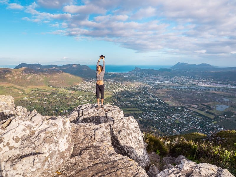 hiking-chapmans-peak-summit-solo-Cape-Town-South-Africa