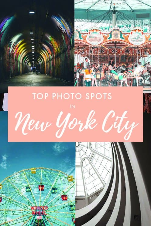 instagrammable places in NYC, new york city 2