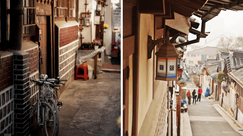 things to do Bukchon Hanok Village, seoul korea
