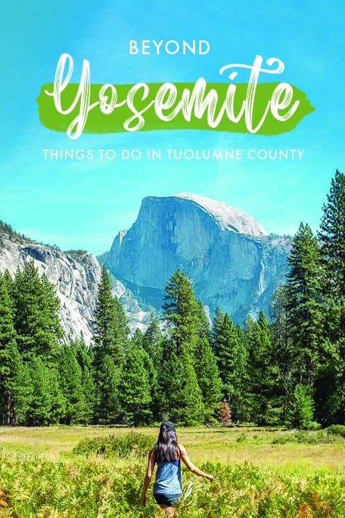 things to do Yosemite National Park, Tuolumne County