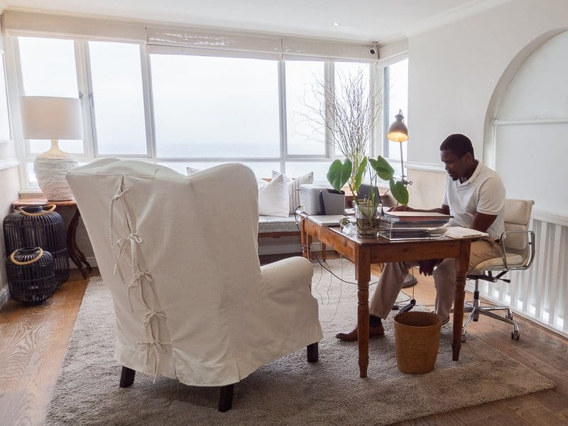 reception, Cape View Clifton, Cape Town, South Africa - Hotel Review