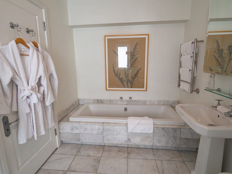bathroom, Cape View Clifton, Cape Town, South Africa - Hotel Review