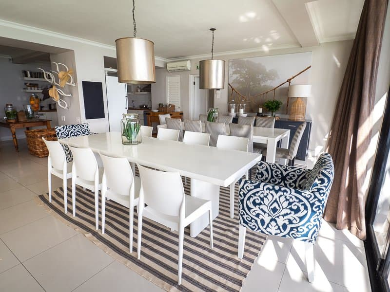 dining kitchen, Cape View Clifton, Cape Town, South Africa - Hotel Review