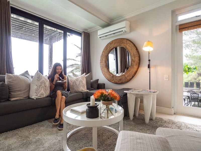 lounge, Cape View Clifton, Cape Town, South Africa - Hotel Review