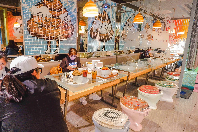 modern_toilet_restaurant_5-day taiwan itinerary