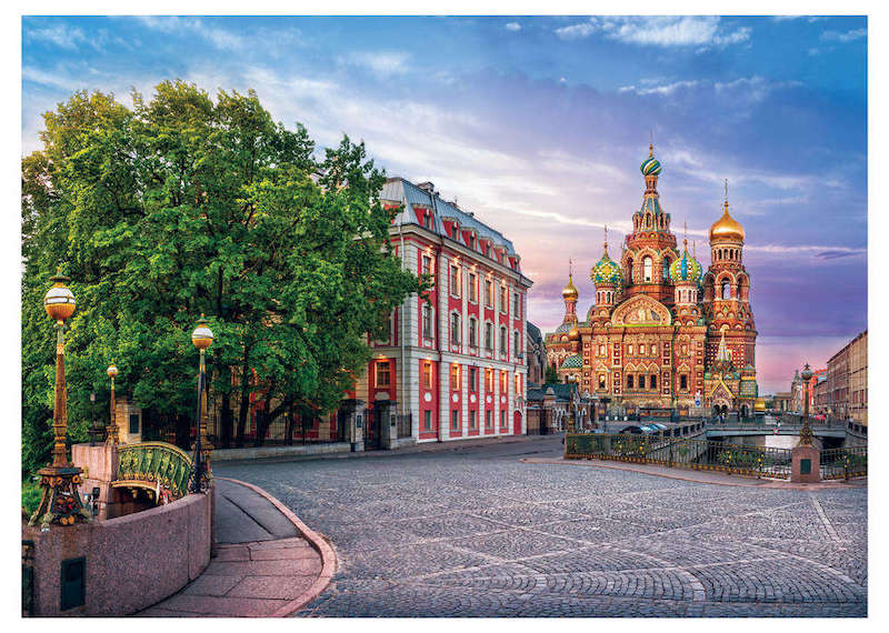 Let's Travel Russia Together This 2020!