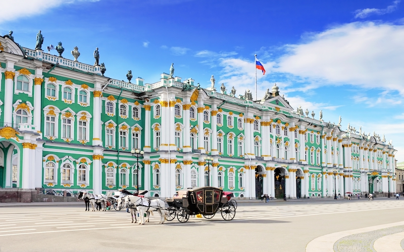 Winter-palace-st-petersburg, russia