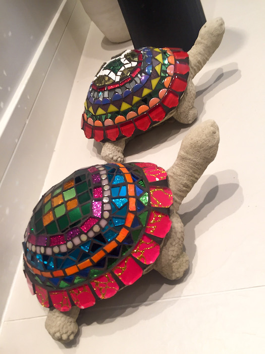 mosaic turtles the wanderlust within, things to do indoors