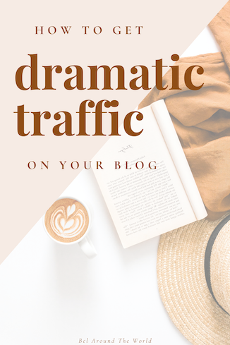 dramatic traffic blog
